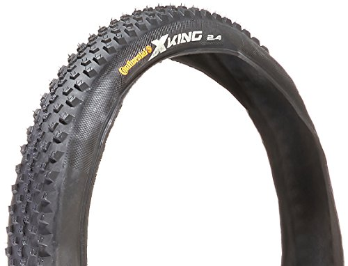 Continental X-King Fold Bike Tire, Black, 29-Inch x 2.4 (Continental Mtb Tires 29 compare prices)