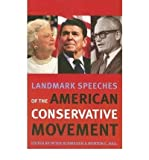 img - for [ { LANDMARK SPEECHES OF THE AMERICAN CONSERVATIVE MOVEMENT (LANDMARK SPEECHES (PAPERBACK)) } ] by Schweizer, Peter (AUTHOR) Mar-06-2007 [ Paperback ] book / textbook / text book