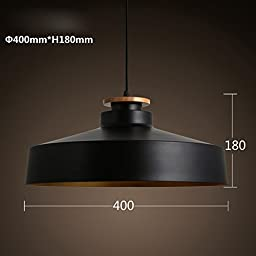 Modern pendant lamp living room hallway chandeliers yellow light