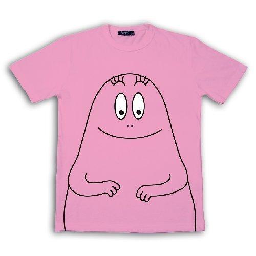 Barbapapa' Compressed T-Shirt Kids Barbapapa' (Size Large) 9/12 years by Dynit [並行輸入品]