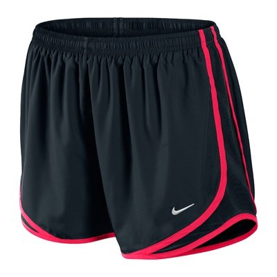 Nike Nike Lady Tempo Running Shorts - Small - Black