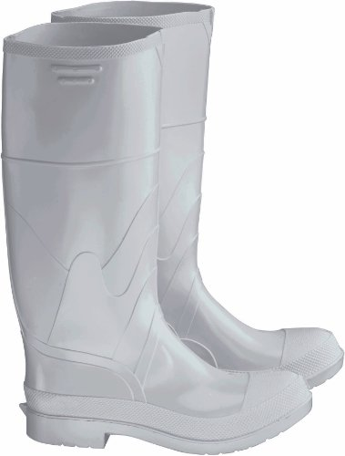 ONGUARD 81012 PVC Men's Steel Toe Knee Boots with Safety-Lok Outsole, 16