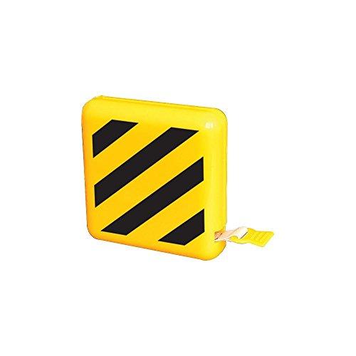 Construction Mini Measuring Tape Favors (4 Pack)