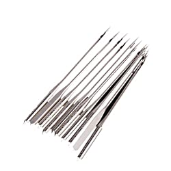 Imported 10Pcs 15x1 HAx1 130/705H Size14 Home Sewing Machine Needles