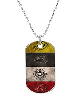 RWBY Customized Dog Tag Pet Tags Dogtag (One Side) Size:1.2X2X0.1 inches Necklace Charm Unique Gift