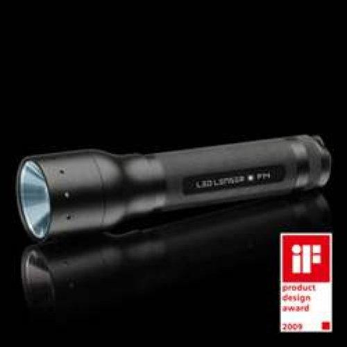 LED-Lenser P14 LED Taschenlampe mit CREE LED für 4x AA