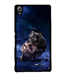 indiaspridedigital printed backk cover for sony xperia z5 dual