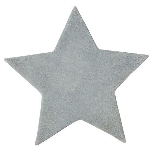 alfombra-de-terciopelo-para-habitacion-de-ninos-diseno-de-estrella-color-gris