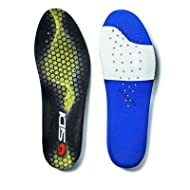 Sidi Comfort Fit Cycling Shoe Insoles - Black/Yellow