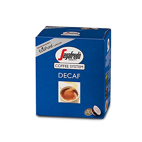 Find Segafredo Coffee System Decaffeinated Capsules by Segafredo