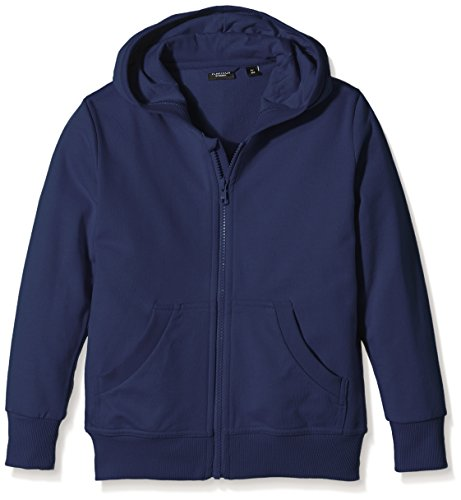 NAME IT nitPILMER K LS SWEAT CARD B PT SP16-Felpa Bambino    Blu (Dress Blues) 164 cm