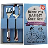 BigMouth Inc World's Easiest Diet Gag Gift Kit