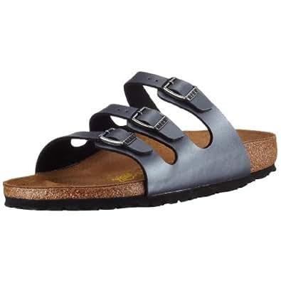 Birkenstock Florida, Women's Sandals, Ice Pearl Onyx, 2.5 UK (35 EU)