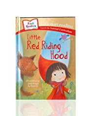 First Readers Little Red Riding Hood Story Book