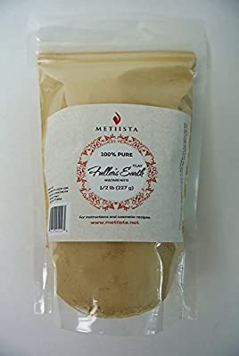Fuller's Earth Clay (Multani Mitti) (1/2lb)