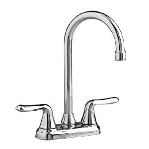 american standard cadet 2 handle bar faucet in polished