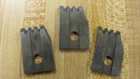Corob Molding Knife: #17 3 Bead& Bevel
