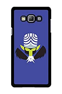 Caseque Mojo Jojo Frank Back Shell Case Cover for Samsung Galaxy A7