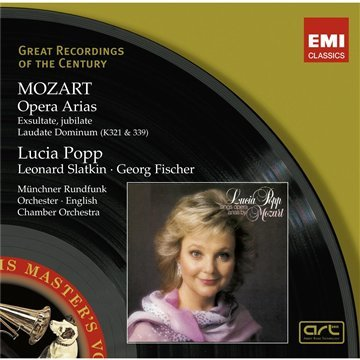 Opera Arias - Mozart - CD