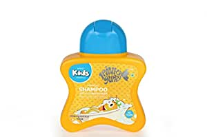 Pink Guppy Pink Guppy Kids Mango Shampoo with Conditioner Gentle, No Tears, Detangling Formula