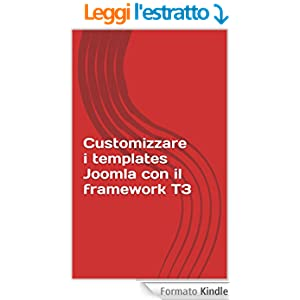 Customizzare i templates Joomla con il framework T3