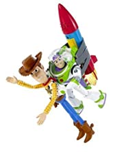 Disney Toy Story Rocket Escape Adventure Figure Toy