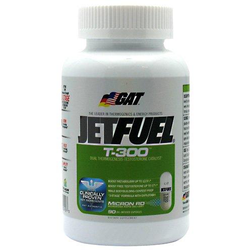 Rico Gat Jet Fuel T-300 Capsules, 90 Count