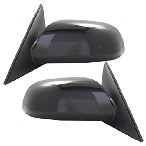 Driver And Passenger Power Side View Mirror With Heat Replacement