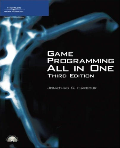 Book Cover: [share_ebook] Game Programming All in One