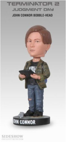 Picture of Sideshow John Connor Bobble Head Figure (B000ML0W4Q) (Sideshow Action Figures)