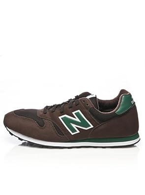 New Balance M373 Schuhe 8,0 grey/red
