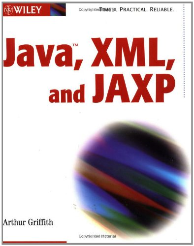 Java , XML, and JAXP