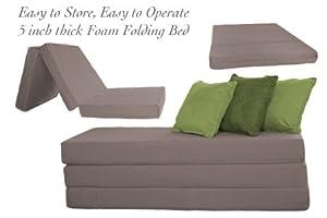 Amazon Com The Futon Shop 5 Inch Sleeper Chair Folding