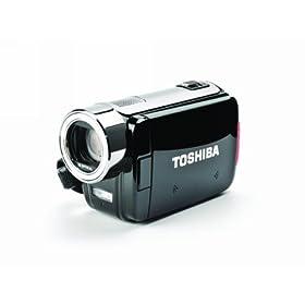 Toshiba Camileo H30 Full HD Camcorder (Silver/Black)