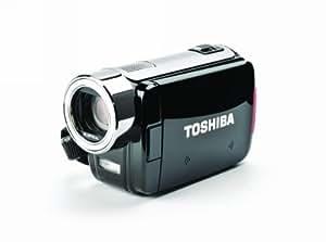 Toshiba Camileo H30 Full HD Camcorder - Silver/Black