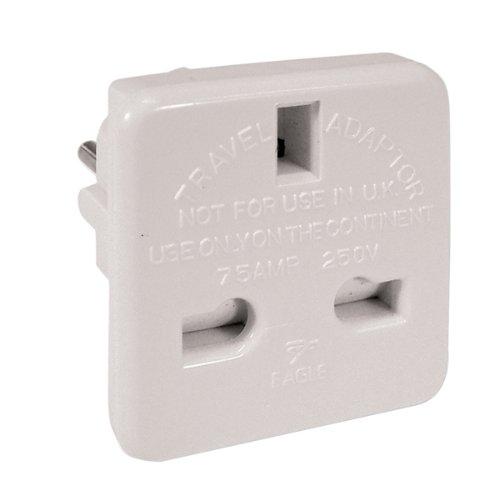 Adaptateur prises electrique anglaise pas cher - Prise electrique angleterre ...
