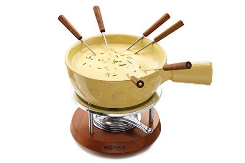 Boska 853513 Geneva Set Fondue Fromage Cheesy 1 L