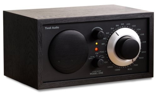 Tivoli Audio Model ONE Black/Black Radio