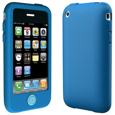 SwitchEasy Colors for iPhone 3G/Bleu - Special Pack (PleiadesDirect限定品)