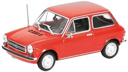 Minichamps 400121102 - Autobianchi A112, Maßstab: 1:43, rot