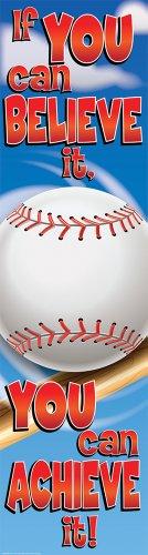 Eureka Baseball Motivational Banner
