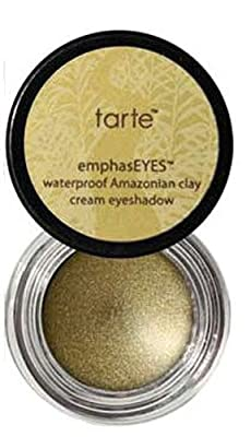 Cheapest Tarte EmphasEyes Waterproof Amazonian Clay Cream Eyeshadow in Shimmering Moss 3.4 g/ 0.1 oz. by Usa - Free Shipping Available