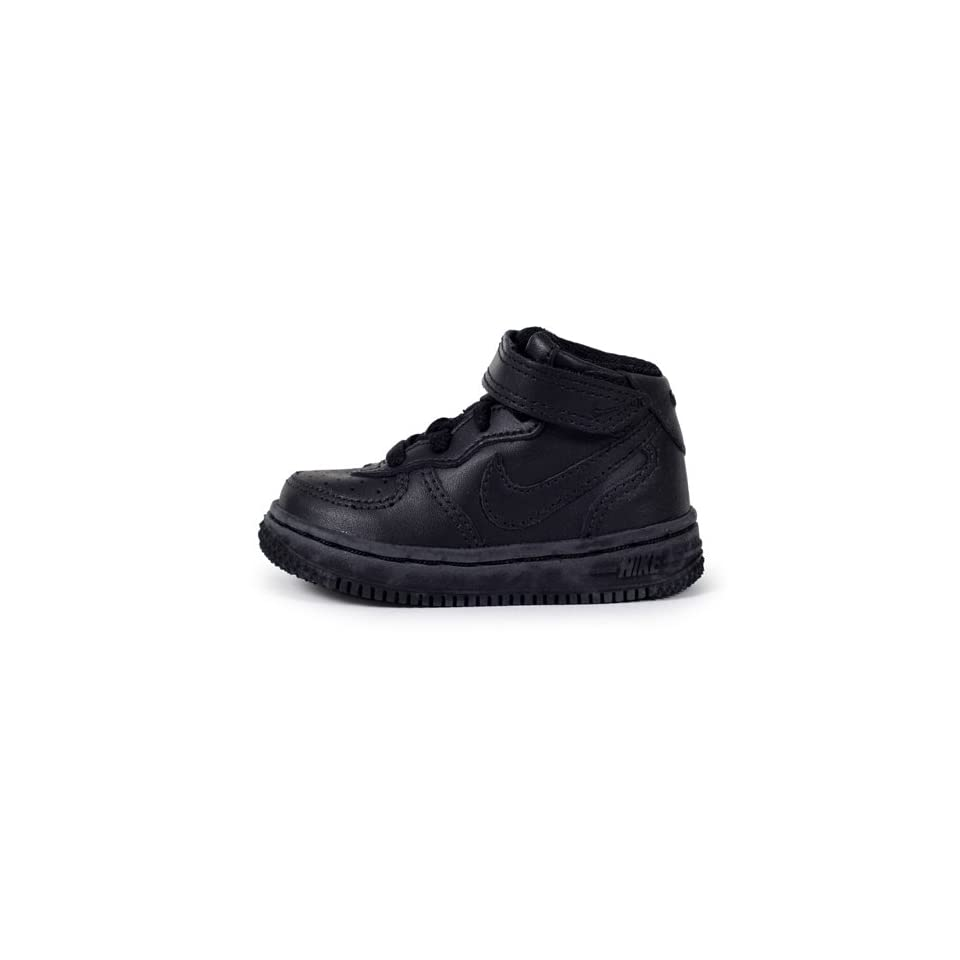 9b34a4109c27a Nike Force 1 Mid (Td) Style 307192 001 Size 7 on PopScreen