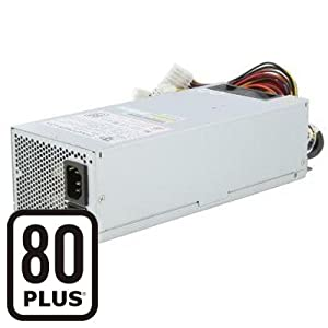 Dynapower TC-2U50P80 2U 500W Active PFC EPS 12V Low Noise 80 Plus Certified Server Power Supply