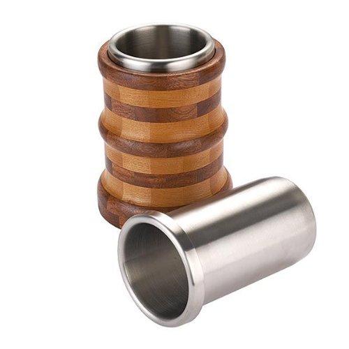 Woodturning Project Kit for Wine Cooler/Flower Vase
