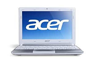 Acer Aspire One AOD270-1834 10.1-Inch Netbook (Seashell White)