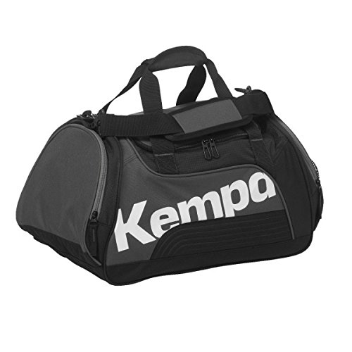 Kempa, Borsa sportiva Sportline 35 Litri, Nero (Schwarz), 54 x 20 x 32 cm