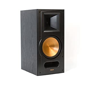 RB-81 Reference II Two-Way Bookshelf Speaker - Black (Each)