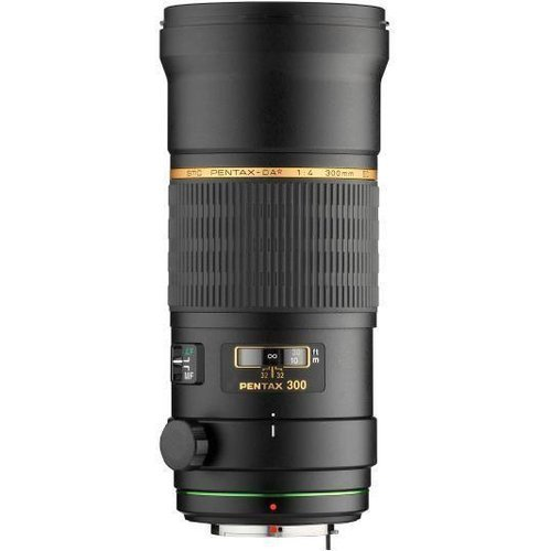 Pentax smc DA 300mm f/4.0 ED (IF) SDM Lens