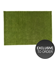 Leaf Sprig Ultra Soft Rug